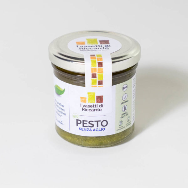 Pesto without garlic ORGANIC and VEGAN