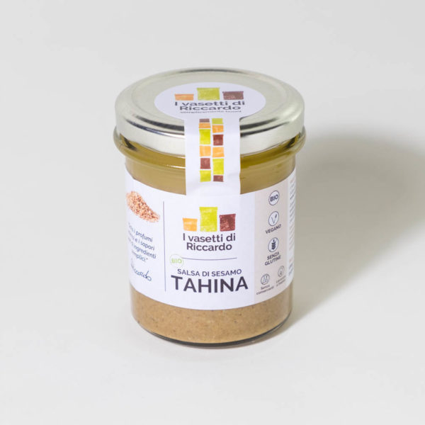 Tahini Sauce ORGANIC and VEGAN